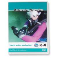 DVD Underwater Navigation von Padi