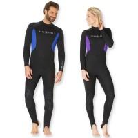 Aqualung Tropentauchanzug Skinsuit - 0,5mm Neopren