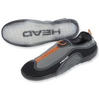Head Swimming Strandschuh Aquatrainer - rutschfeste Sohle, orange