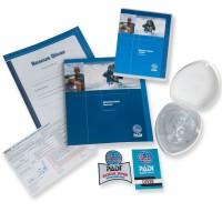 Padi Komplett-Kit: Crewpak Rescue Ultimate 2