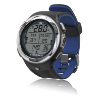 Aqualung Tauchcomputer i450T – Uhrenformat, sehr kompakt - blau