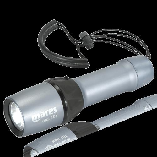 Tauchlampe EOS 10R von Mares inkl. Ladegerät - 1100 Lumen