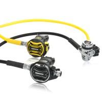 Apeks Atemregler XTX 200 mit XTX 40 Oktopus - geprüft und montiert