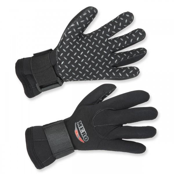 Mero 5 mm Neopren-Handschuhe mit Klettverschluss