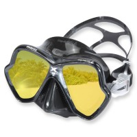 Mares X-Vision Ultra LiquidSkin - verspiegeltes Glas